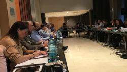 Junta directiva CEPES Valencia