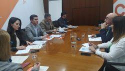 reunión grupo parlamentario Ciudadanos