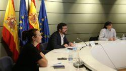 Joaquín Rey estrategia economía social