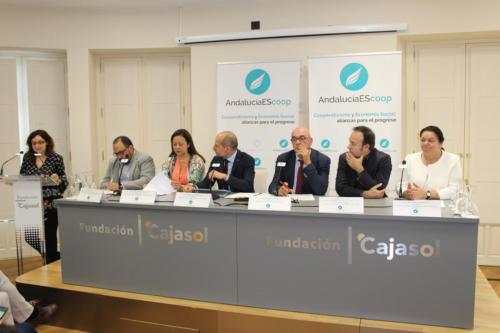 Presentación AndaluciaEScoop
