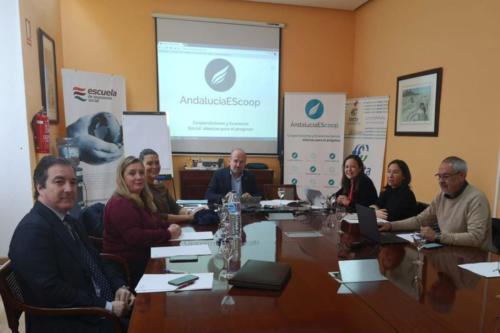 11-12-2019. Asamblea y Junta Directiva AndalucíaEScoop